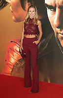 Kimberley Garner at the Jack Reacher Never Go Back European Premiere at Cineworld, Leicester Square, London on October 20th 2016<br /> CAP/ROS<br /> &copy;Steve Ross/Capital Pictures /MediaPunch ***NORTH AND SOUTH AMERICAS ONLY***
