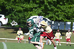 St. George's vs. Briarcrest in lacrosse in Collierville, Tenn. on Thursday, April 27, 2017. St. George's scored at the end of regulation to tie the match and then won in double overtime 8-7.