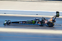 Jul 30, 2017; Sonoma, CA, USA; NHRA top fuel driver Terry Brittany Force during the Sonoma Nationals at Sonoma Raceway. Mandatory Credit: Mark J. Rebilas-USA TODAY Sports