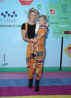 CULVER CITY, CA - SEPTEMBER 24: Linsey Godfrey, Aleda Seren Adamson attends the Step2 & Favored.by Present The 5th Annual Red Carpet Safety Awareness Event at Sony Pictures Studios on September 24, 2016 in Culver City, California. (Credit: Parisa Afsahi/MediaPunch).