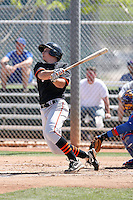 Drew Biery, San Francisco Giants minor league spring training..Photo by:  Bill Mitchell/Four Seam Images.