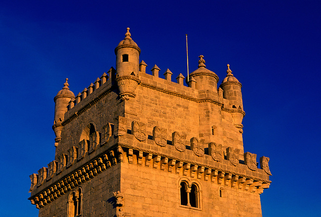 Belem Tower, Belem, Lisbon, Lisbon District, Portugal, Europe