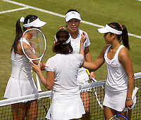 ..Tennis - Wimbledon - Day 4 - Thur 25th June 2009 - All England Lawn Tennis Club  - Wimbledon - London - United Kingdom..Frey Images, Barry House, 20-22 Worple Road, London, SW19 4DH.Tel - +44 20 8947 0100.Cell - +44 7843 383 012