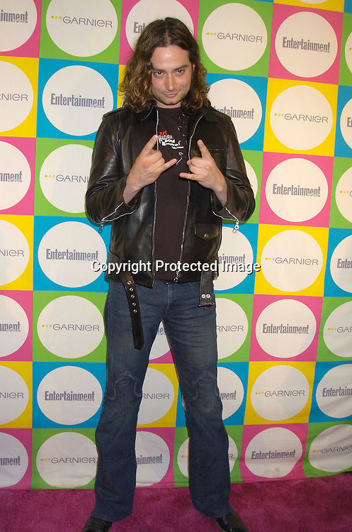 Constantine Maroulis ..at The Entertainment Weekly Must List Party on June 16, 2005 at Deep. ..Photo by Robin Platzer, Twin Images