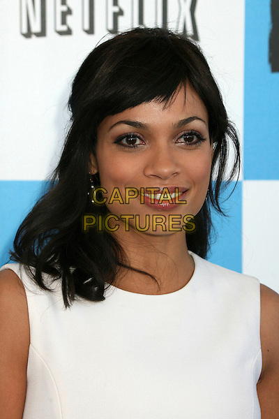 ROSARIO DAWSON.2007 Film Independent's Spirit Awards at the Santa Monica Pier, Santa Monica, California, USA,.24 February 2007..portrait headshot.CAP/ADM/BP.©Byron Purvis/AdMedia/Capital Pictures.