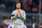 09.02.2019, Allianz Arena, Muenchen, GER, 1.FBL,  FC Bayern Muenchen vs. FC Schalke 04, DFL regulations prohibit any use of photographs as image sequences and/or quasi-video, im Bild Sven Ulreich (FCB #26) <br /> <br />  Foto &copy; nordphoto / Straubmeier