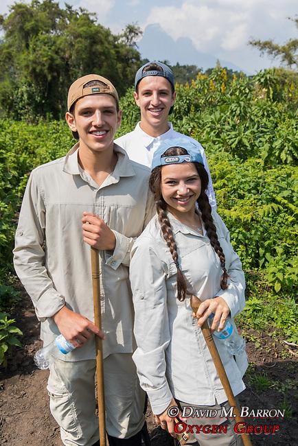 Stephanie, Cory & Dion