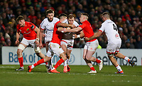 Friday 3rd January 2020 | Ulster Rugby vs Munster Rugby<br /> <br /> Will Addison during the PRO14 Round 10 inter-pro clash between Ulster and Munster at Kingspan Stadium, Ravenhill Park, Belfast, Northern Ireland.  Photo by John Dickson / DICKSONDIGITAL
