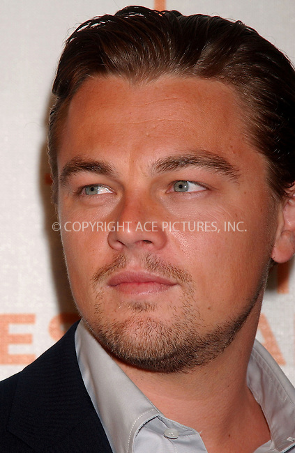 WWW.ACEPIXS.COM . . . . .....April 26, 2007. New York City,....Actor Leonardo DiCaprio attends the 2007 Tribeca Film Festival premiere of 'Gardener Of Eden' at the Borough of Manhattan Community College.....  ....Please byline: Kristin Callahan - ACEPIXS.COM..... *** ***..Ace Pictures, Inc:  ..Philip Vaughan (646) 769 0430..e-mail: info@acepixs.com..web: http://www.acepixs.com