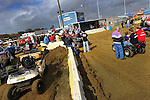 Feb 06, 2010; 11:35:50 AM; Gibsonton, FL., USA; The Lucas Oil Dirt Late Model Racing Series running The 34th Annual Dart WinterNationals at East Bay Raceway Park.  Mandatory Credit: (thesportswire.net)