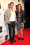 "MALIBU - OCT 21: Cindy Crawford, Rande Gerber at the ""Enter Miss Thang"" Book Launch Party at Cafe Habana on October 21, 2013 in Malibu, California"