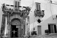 - Apulia, the medieval old town of Martina Franca (Taranto)<br /> <br /> - Puglia, il centro storico medioevale di Martina Franca (Taranto)