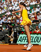 Jelena Jankovic (SRB) (4) against Samantha Stosur (AUS) ((7) in the semi-finals for the women's singles. Samantha Stosur beat Jelena Jankovic 6-1 6-2..Tennis - French Open - Day 12 - Thur 03 June 2010 - Roland Garros - Paris - France..© FREY - AMN Images, 1st Floor, Barry House, 20-22 Worple Road, London. SW19 4DH - Tel: +44 (0) 208 947 0117 - contact@advantagemedianet.com - www.photoshelter.com/c/amnimages