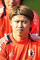 Kosuke Ota (JPN), .April 24, 2012 - Football / Soccer : .Japan National Team Training Camp .at Akitsu Park football Stadium, Chiba, Japan. .(Photo by Daiju Kitamura/AFLO SPORT) [1045]