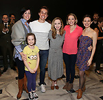 Cast members making their Broadway debuts  attends Actors' Equity Broadway Opening Night Gypsy Robe Ceremony honoring Shina Ann Morris for  'Anastasia' at the Broadhurst Theatre on April 24, 2017 in New York City.