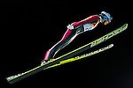 Maren LUNDBY of Norway compete during the Ski Jumping Ladies' Normal Hill Individual as part of the 2014 Sochi Olympic Winter Games at RusSki Gorki Jumping Center on February 11, 2014 in Sochi, Russia. Photo by Victor Fraile / Power Sport Images
