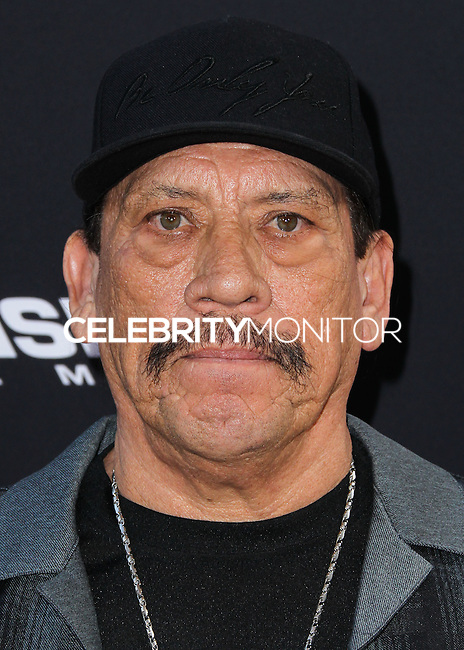 HOLLYWOOD, LOS ANGELES, CA, USA - AUGUST 19: Danny Trejo at the Los Angeles Premiere Of Dimension Films' 'Sin City: A Dame To Kill For' held at the TCL Chinese Theatre on August 19, 2014 in Hollywood, Los Angeles, California, United States. (Photo by Xavier Collin/Celebrity Monitor)
