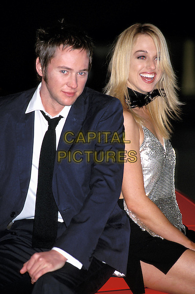 JAMES REDMOND & SARAH MANNERS.attends photocall for launch of Sky One's new winter programming season at The Churchill Intercontinental.sales@capitalpictures.com.www.capitalpictures.com.©Capital Pictures