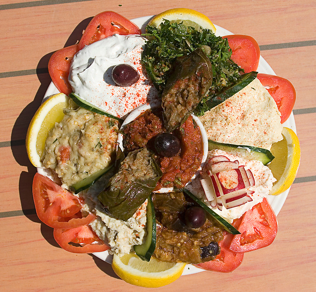 Bosphorous Turkish Cuisine, Orlando, Florida