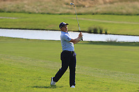 Paul Dunne (IRL) on the 18th fairway during Round 3 of the HNA Open De France at Le Golf National in Saint-Quentin-En-Yvelines, Paris, France on Saturday 30th June 2018.<br /> Picture:  Thos Caffrey | Golffile