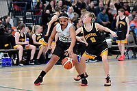 Basketball NZ U13 Central Regional Championships at Walter Nash Centre, Lower Hutt, New Zealand on Saturday 13 October 2018. <br /> Photo by Masanori Udagawa. <br /> www.photowellington.photoshelter.com