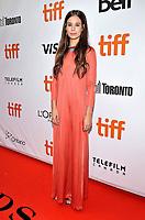 08 September 2018 - Toronto, Ontario, Canada. Laia Costa. &quot;Life Itself&quot; Premiere - 2018 Toronto International Film Festival held at Roy Thomson Hall.    <br /> CAP/ADM/BPC<br /> &copy;BPC/ADM/Capital Pictures