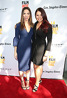 "17 June 2017 - Culver City, California - Whitney Cummings, Erika Olde. ""The Female Brain"" Premiere during the 2017 Los Angeles Film Festival. Photo Credit: F. Sadou/AdMedia"