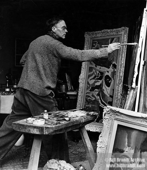 Ivan Hitchens, 1948