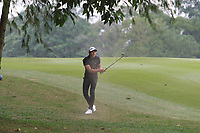 Joakim Lagergren (SWE) on the 18th fairway during Round 3 of the UBS Hong Kong Open, at Hong Kong golf club, Fanling, Hong Kong. 25/11/2017<br /> Picture: Golffile | Thos Caffrey<br /> <br /> <br /> All photo usage must carry mandatory copyright credit     (&copy; Golffile | Thos Caffrey)
