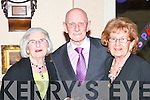 Pictured at Jimmy deenihan's 25th  Anniversary celebrations were Anna Shanahan, with Danny and Eileen Hannon from Listowel..   Copyright Kerry's Eye 2008