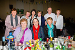 Pictured at the Boston Tea Party in aid of Skellig Rangers GAA club on Friday night in the Portmagee Community Hall were front l-r; Breda Riordan, Noreen O'Sullivan, Helen Shanahan, back l-r; Ann Sugrue, Louise O'Sullivan, Marian Martin, Birdy Courtney, John & Tina Murphy.