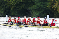Race: 289  W.MasG.8+  Chinook Performance Racing, USA vs Marlow Rowing Club<br /> <br /> Henley Masters Regatta 2019 - Saturday<br /> <br /> To purchase this photo, or to see pricing information for Prints and Downloads, click the blue 'Add to Cart' button at the top-right of the page.