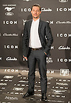 Jan Cornet attends to the ICON awards ceremony at Velazquez's House in Madrid, October 15, 2015.<br /> (ALTERPHOTOS/BorjaB.Hojas)