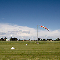 Ultralight air show