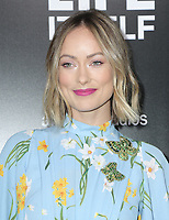 13 September 2018 - Hollywood, California - Olivia Wilde. Amazon Studios' &quot;Life Itself&quot; Los Angeles Premiere held at the Arclight Hollywood.  <br /> CAP/ADM/BT<br /> &copy;BT/ADM/Capital Pictures