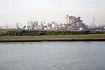 Heavy industry, Port of Rotterdam, Holland