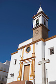 Church in Ayamonte, Spain