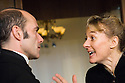 Ghosts by Henrik Ibsen with Niamh Cusack as Mrs Alving,Finbar Lynch as Pastor Manders. Opens at the Gate Theatre  on 11/1/07      CREDIT Geraint Lewis