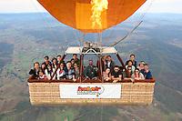20151106 November 06 Hot Air Balloon Gold Coast