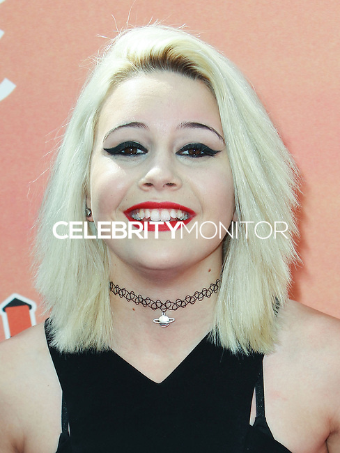LOS ANGELES, CA, USA - MAY 01: Bea Miller, Beatrice Miller at the iHeartRadio Music Awards 2014 held at The Shrine Auditorium on May 1, 2014 in Los Angeles, California, United States. (Photo by Celebrity Monitor)