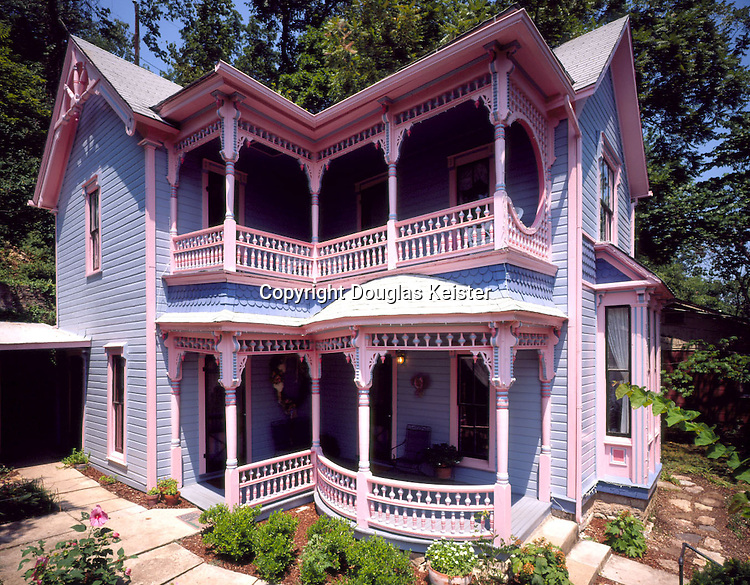 The Pearl Tatman House<br />