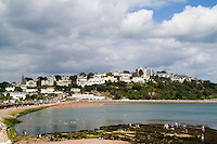 Village of Torquay, England, Devon