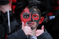 11th July 2020; Christchurch, New Zealand;  Fans. Crusaders versus Blues in the Super Rugby Aotearoa. Orangetheory Stadium, Christchurch,