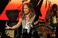 LONDON, ENGLAND - AUGUST 7: Steven Tyler performing at The Forum on August 7, 2018 in London, England.<br /> CAP/MAR<br /> &copy;MAR/Capital Pictures