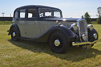 Classic car that was driven by Catherine Zeta Jones in the modern adaptation of Dad's Army