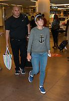 Lily Allen in Brussels - Belgium - Exclusive