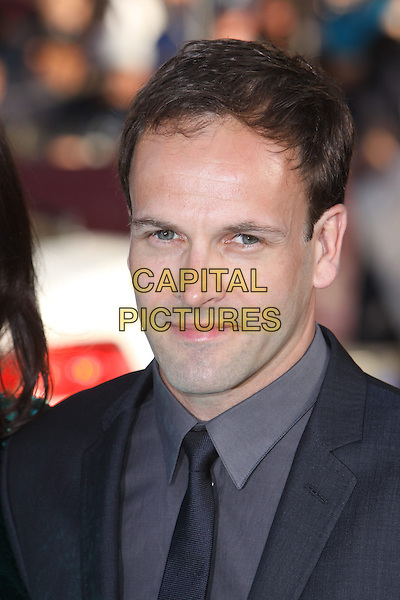 Jonny Lee Miller.'Dark Shadows' Los Angeles premiere held at Grauman's Chinese Theatre, Hollywood, California, USA..7th May 2012.headshot portrait grey gray black.CAP/ADM/CH.©Charles Harris/AdMedia/Capital Pictures