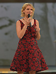 MIAMI, FL - OCTOBER 25: Author Elizabeth Gilbert onstage at Oprahs The Life You Want Weekend at American Airlines Arena on Saturday October 25, 2014 in Miami, Florida. (Photo by Johnny Louis/jlnphotography.com)