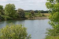 15.5.2020 Irrigation reservoir <br /> ©Tim Scrivener Photographer 07850 303986<br />      ....Covering Agriculture In The UK....