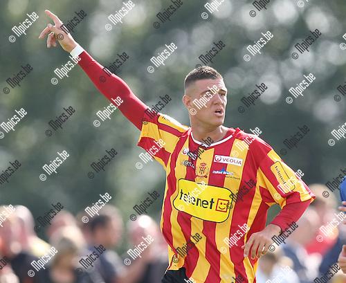 2009-06-24 / Voetbal / KV Mechelen seizoen 2009-2010 / Giuseppe Rossini..Foto: Maarten Straetemans (SMB)